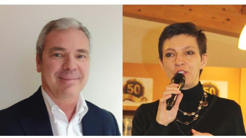 Alessandro Gamba e Emanuela Bolamperti